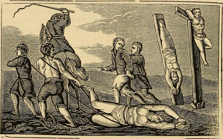 Foxes Book of Martyrs 1851